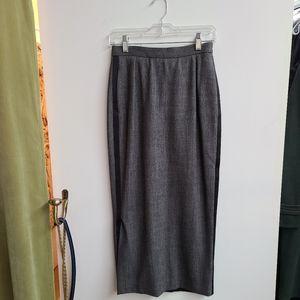 D&G Wool Pencil Skirt